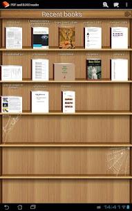 PDF and DJVU Reader – APK + MOD (Unlocked) 1
