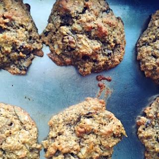 Cranberry Pecan Breakfast Cookies.