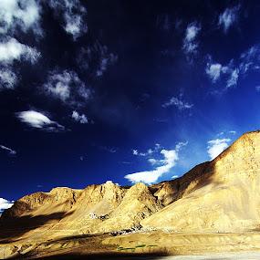 Himachal Pradesh india by Jayanta Roy - Landscapes Mountains & Hills