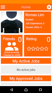 JobsOnDemand- screenshot thumbnail