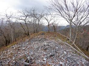 小規模のカレンフェルト(石灰石)