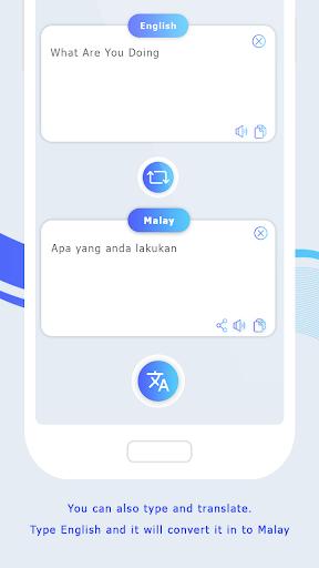 English to Malay Translate - Voice Translator screenshot 4