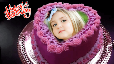Birthday Cake Frames APK Download For Android