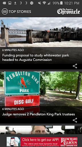 The Augusta Chronicle Mobile screenshots 3