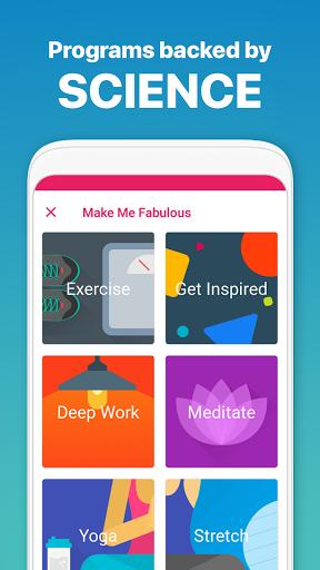 Fabulous: Daily Motivation & Habit Tracker  screenshots 6