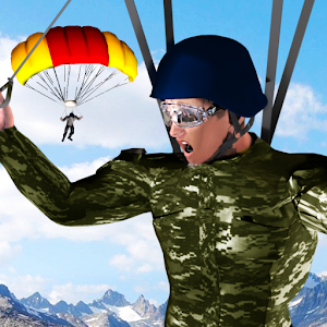 Sky Dive Parachute Stunts for PC and MAC