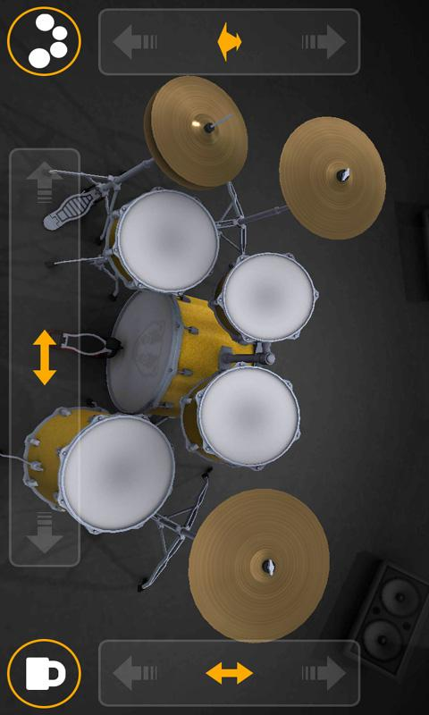 Drum Kit 3D- screenshot
