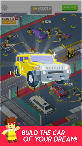 Idle Mechanics 3D Manager screenshot 2