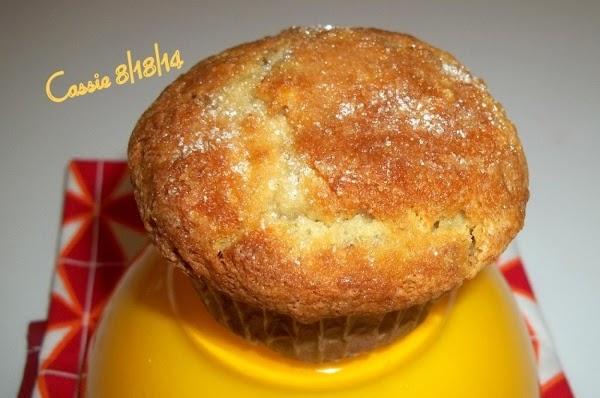 Tasty Banana Nut Muffins Recipe