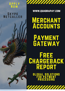Merchant Accounts, Echeck and Chargeback Alerts- screenshot thumbnail