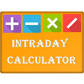 MCX NSE Intraday Calculator