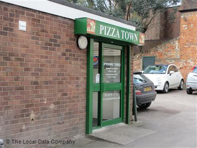 Pizza Town On Old Market Place Pizza Takeaway In Town