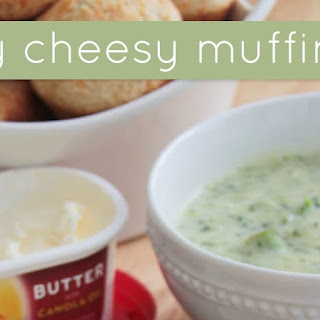Easy Cheesy Muffins