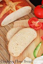 Photo: http://www.roxanashomebaking.com/chickpea-flour-bread-recipe/