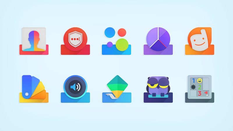 ELEV8 Icon Pack Screenshot 7