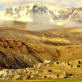 Magnanimous Life by Abhishek Majumdar - Landscapes Mountains & Hills ( madhur, sarbajit, vikram, nitesh, prithvi )