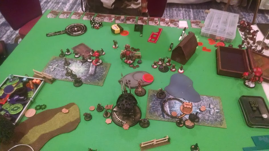 Middle of Khador, round 3