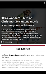 San Gabriel Valley Tribune- screenshot thumbnail