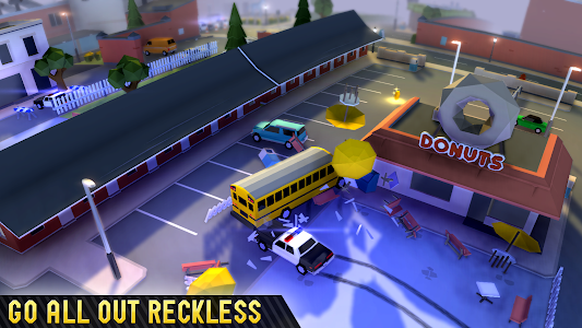 Reckless Getaway 2 2.0.4 (Mod Money/Unlock)