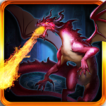 Dungeon Dragon Bubble Shooter Icon