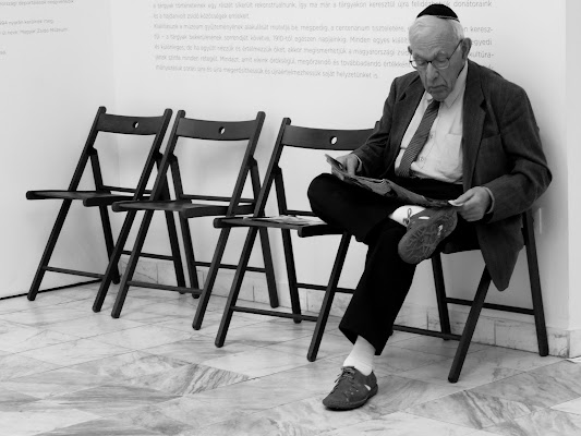 Il rabbino di renzo brazzolotto