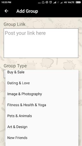 Groups For Whatsapp 1.4 screenshots 4