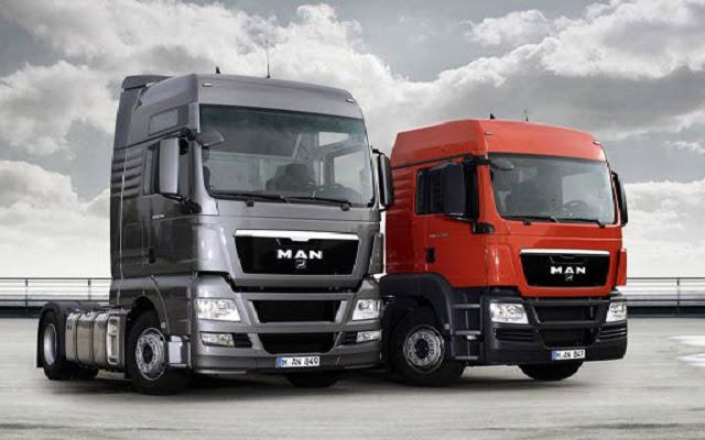 Trucks Puzzle