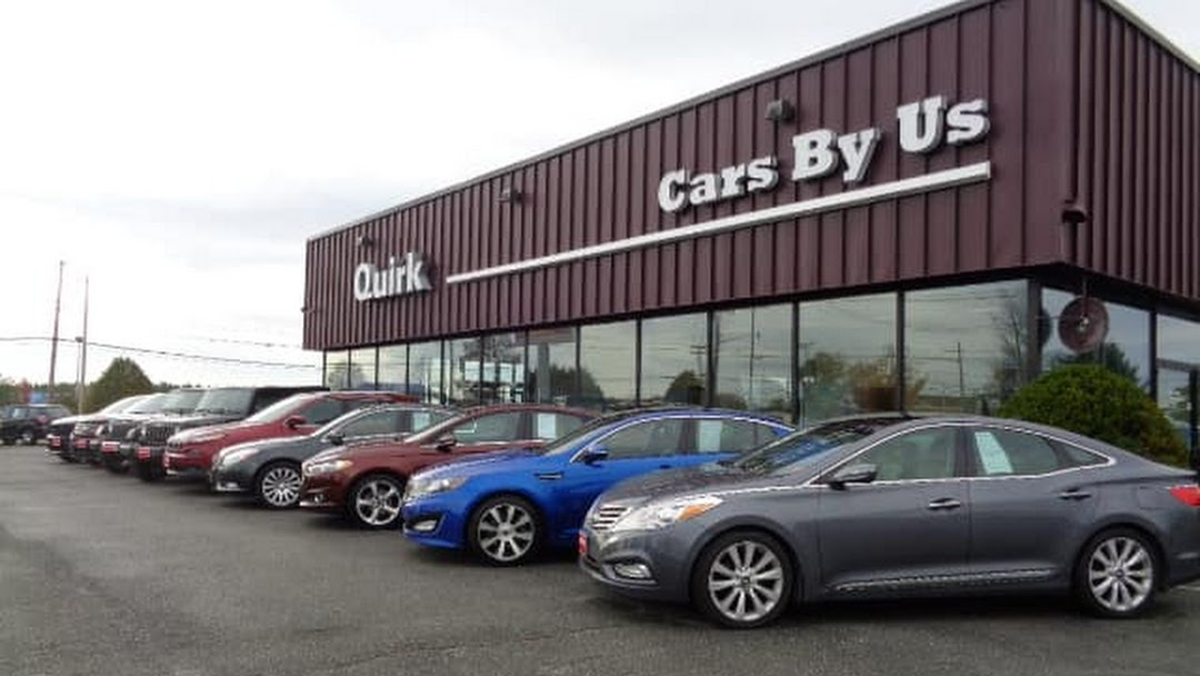 Cars By Us >> Quirk Cars By Us Bangor Your Trusted Local Used Car
