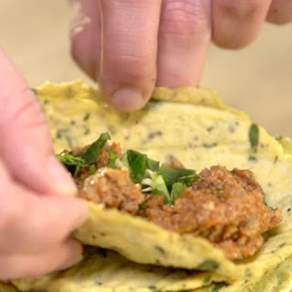 Cauliflower Tortillas.