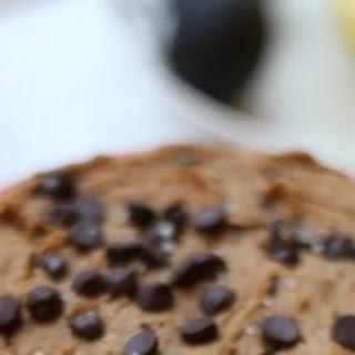 {Recipe}Salted Chocolate Chip Chickpea Blondie Cake-Vegan & Gluten Free Recipe