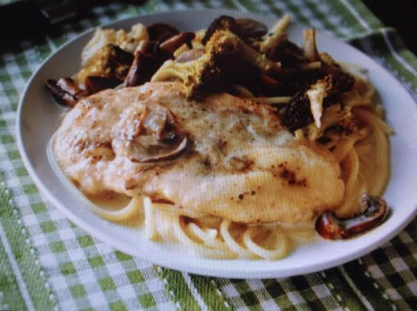Chicken Breasts With Lemon Recipe