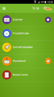FoodNotify Business – Miniaturansicht des Screenshots