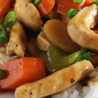 Chicken Chop Suey Sauce Recipes