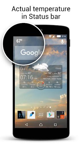 Weather Live  screenshots 5
