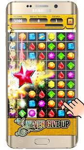 Jewels Switch Gummy : Free Match 3 Puzzle Game - náhled