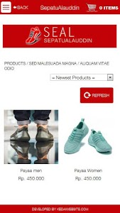 SepatuAlauddin screenshot 2