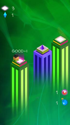 Code Triche Jumpusko - Tower Jumping Game apk mod screenshots 5