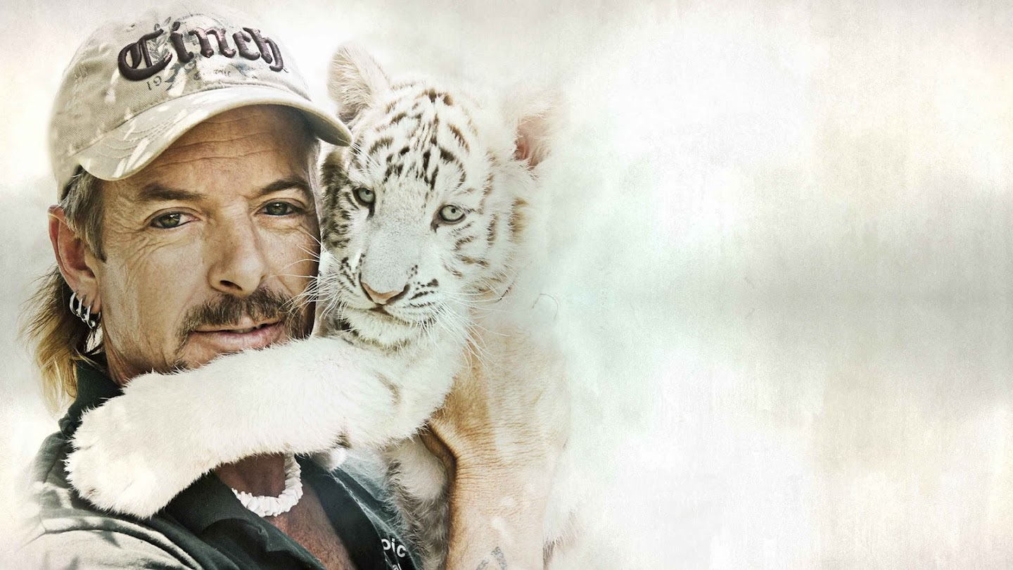 Watch Joe Exotic: Tigers, Lies and Cover-Up live