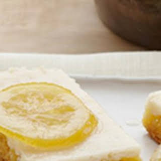 Sunshine Lemon Bars.