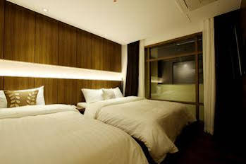 R.lee Suite Hotel Songdo