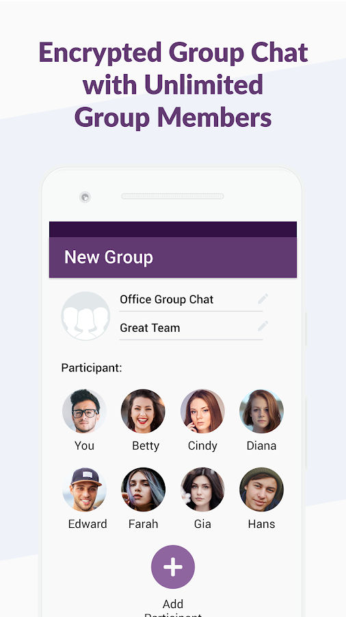 StealthChat: Private Messaging- screenshot