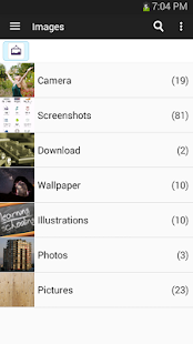 File Manager Screenshot