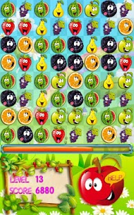 Fruits Matching Frenzy - náhled