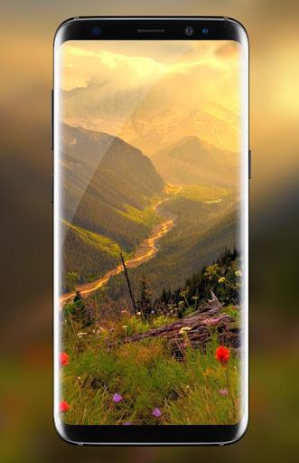 Forest Live Wallpaper 2018 HD Background Nature 3D 1.4 screenshots 8