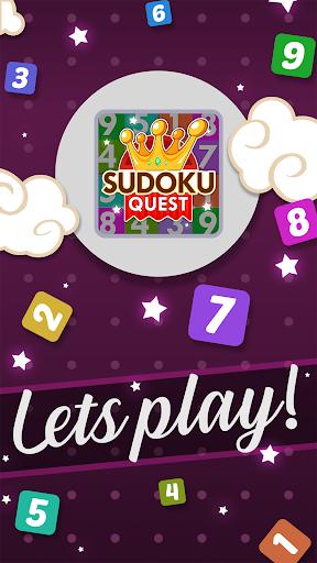 Sudoku Quest filehippodl screenshot 1