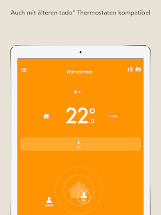tado° Screenshot