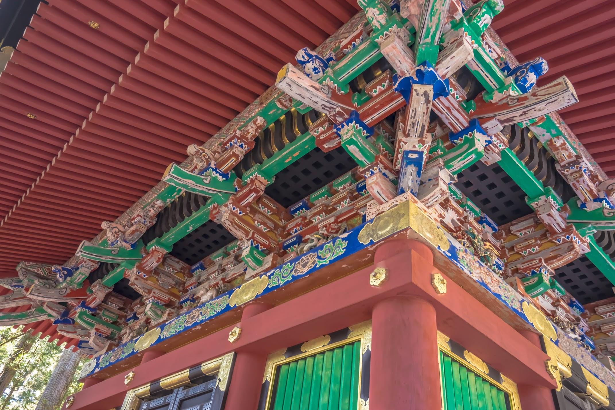 Nikko Toshogu Shrine Five-Story Pagoda3