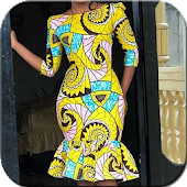 Ankara Dress - African Fashion Dresses