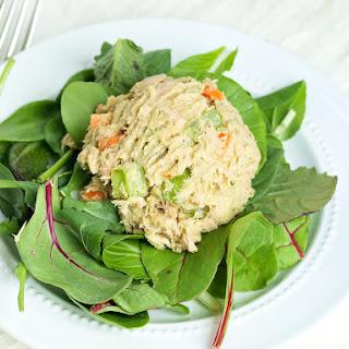 Avocado Tuna Salad (No Mayo)