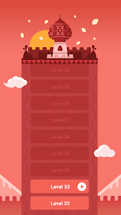 WORD TOWER – Brain Training 4